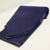 echarpe bleu marine