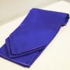 echarpe bleu royal