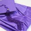 toge et coiffe one violet